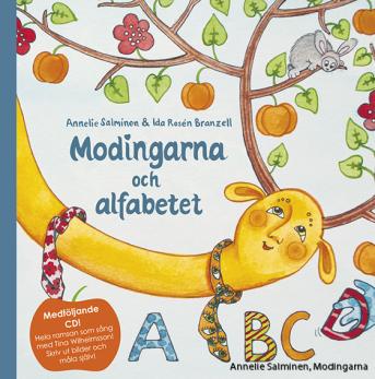 Modingarna och alfabetet -