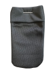 Packerficka - Jr pouch utan hål - Svart nät