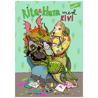 Rita & klura med Kivi -