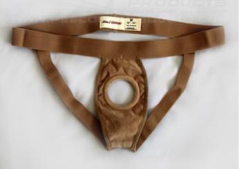 Comfort Harness - XS - Brun