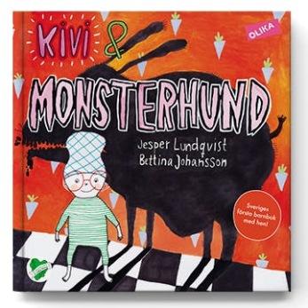 Kivi och monsterhund -