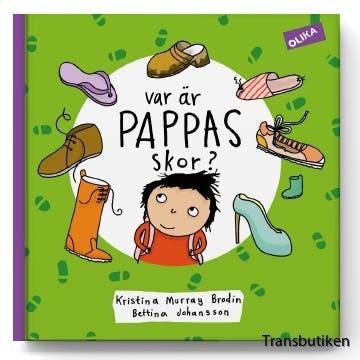 Var är pappas skor?