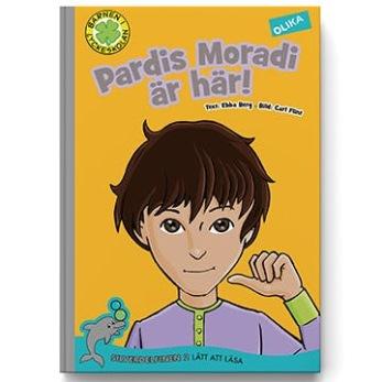 Pardis Moradi är här! -