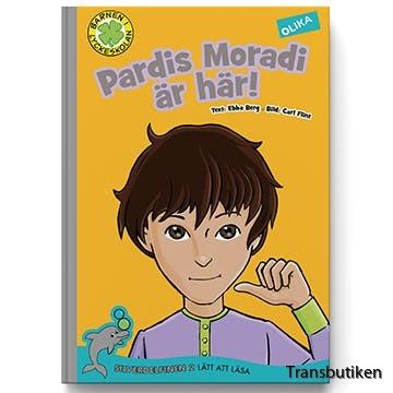 Pardis Moradi är här!