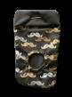 Packerficka - Classic medium med hål - Mustasch