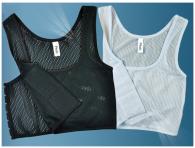 Breathable mesh - halvkropp