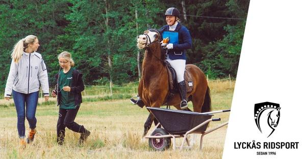 Lyckås Ridsport sponsrar fälttävlan Arbottna Horse Show