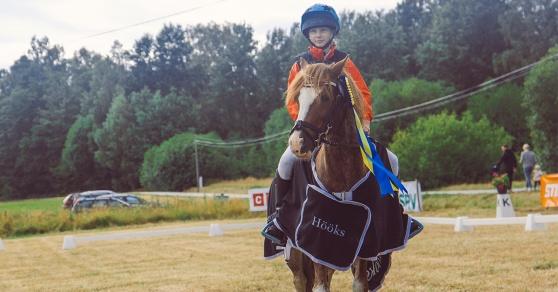 Fälttävlan Arbottna Horse Show i Stockholm. Foto: Jonas Fajers.