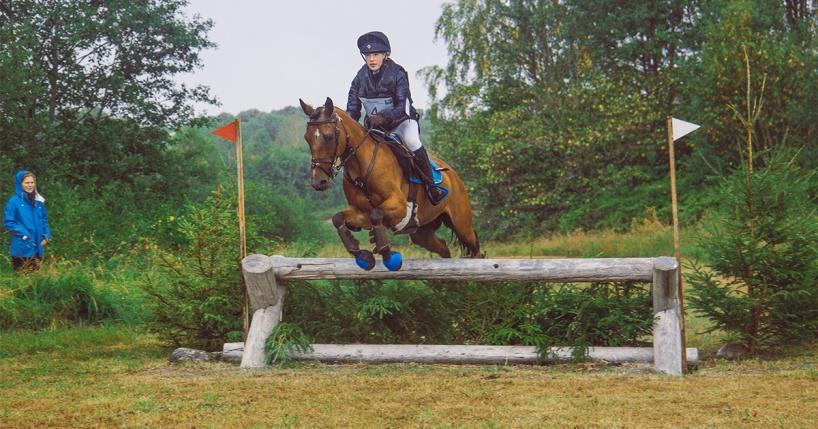 Arbottna Horse Show - Fälttävlan - Stockholm. Foto: Jonas Fajers