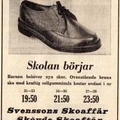 SN - Sko-svensson