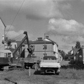 Fredsgatan + Kungsgatan 21 [1961]