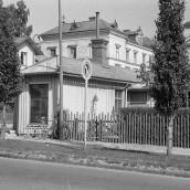 Kungsgatan + Badhusgatan [1961] (1)