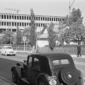 Kungsgatan + Badhusgatan [1961] (3)
