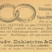 Dahlström - 1903