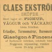 Ekström - 1903