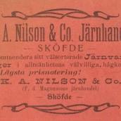 Nilson - 1903