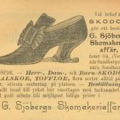 Sjöberg - 1903