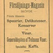 Strandqvist - 1903