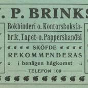 Brink - 1914