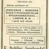 Dahlins - 1914