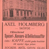 Holmberg - 1914