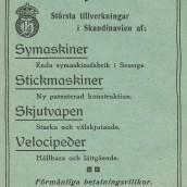 Husqvarna - 1914