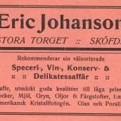 Johanson - 1914
