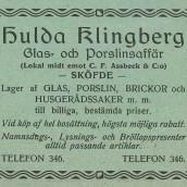Klingberg - 1914 (2)