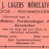Lager - 1914