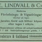 Lindvall - 1914