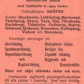 SEB - 1914