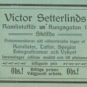 Setterlind - 1914