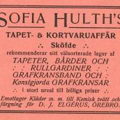 Sofia Hulth - 1914