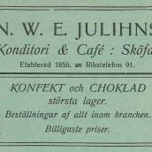 Juhlins - 1914