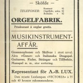 Sundqvist - 1914