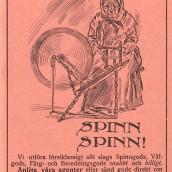 Vg yllefabrik - 1914