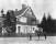 Storgatan 40 | Måndagen den 27e maj 1912 fick Dr Ekelund infallet att klä sig i uniform och sätta sig till häst just utanför sin egen grind. Fotografen hade han bokat veckan innan.