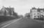 Storgatan 40 & 29 | Ser vi söderut är det mesta är sig likt men notera att Döbelns gata ännu ej nått ner till Storgatan 1905, tids nog kommer gatan att titta fram där grinden syns till vänster.