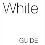 White_Guide Lotta bak o form