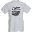 Rebell Tshirt Full Throttle Grå unisex - L