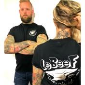 Lebeef Tshirt Anvil unisex