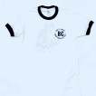 Bc London Leader Of The Pack - Vit/svart Tshirt Unisex