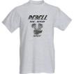 Rebell Tshirt Panhead grå unisex - XXXL
