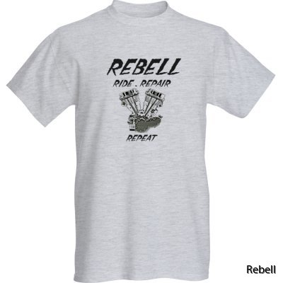 bomb rebell rebellclothes rebellskövde design tshirt rebelltshirt panhead panheadsforever
