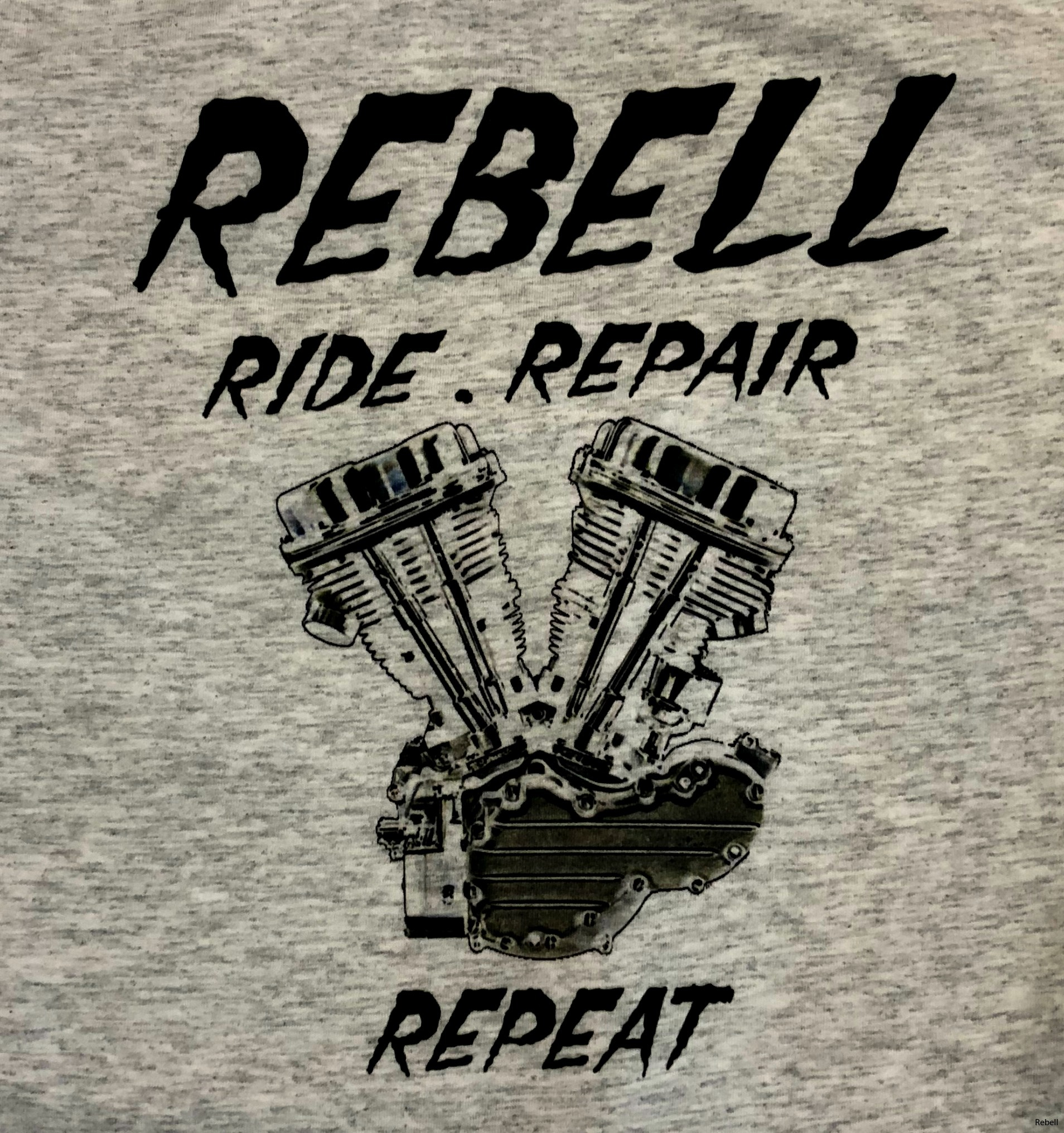 bomb rebell rebellclothes rebellskövde design tshirt rebelltshirt panheads panheads