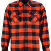 Dickies Flanell Sacramento orange unisex