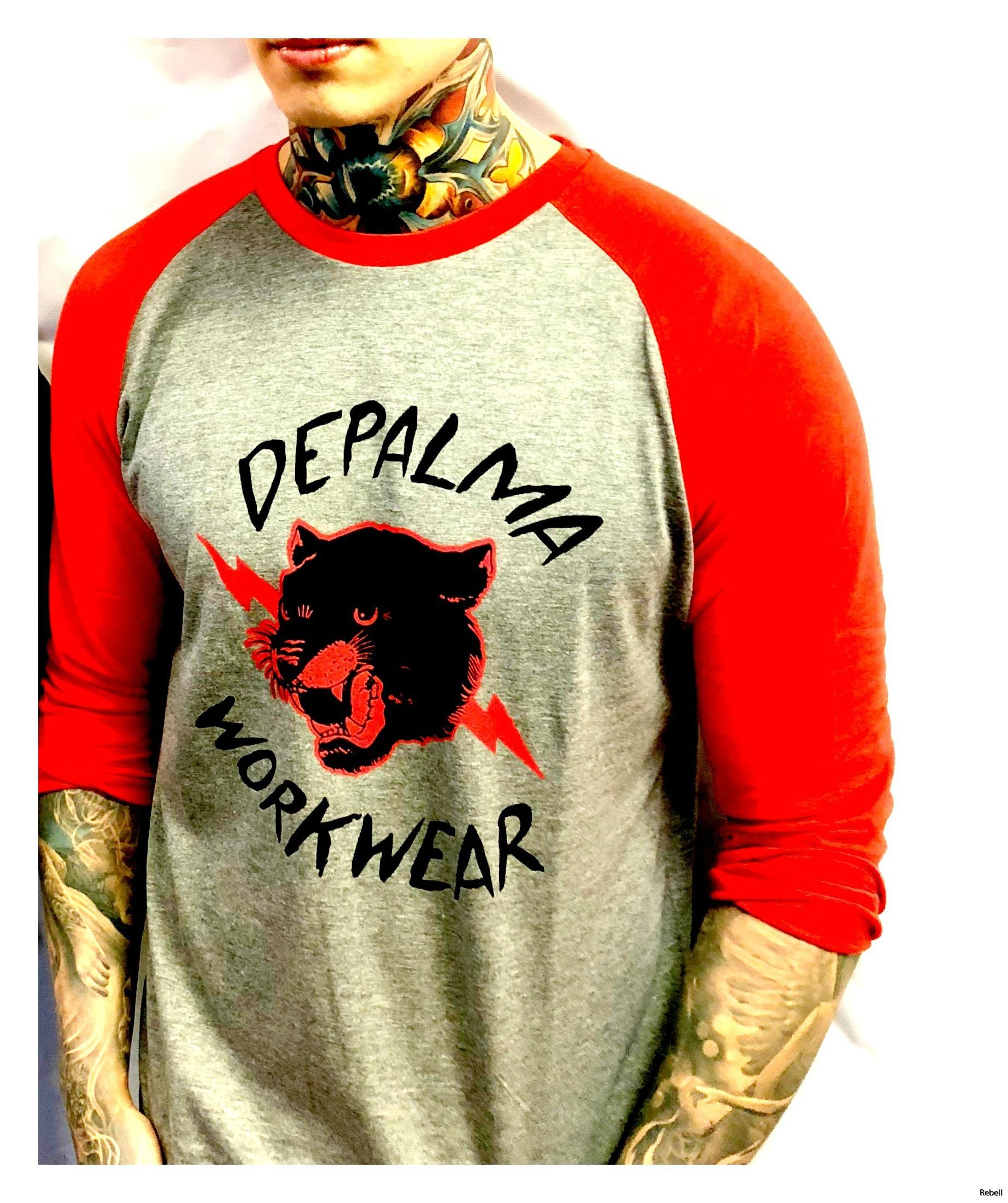 wildcat katt depalma blixt Skövde rebell rebellclothes rebellskövde rebellkläder workwear depalma