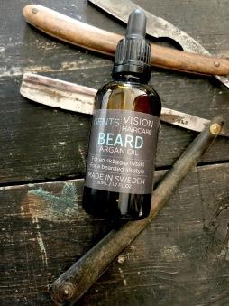 Vision beard oil - Skäggolja