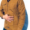 Dickies Skjort/Jacka Brown duck - XL