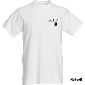 rip rebell rebellclothes satan devil attityd kaxig tshirt